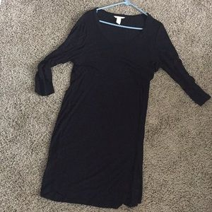 H&M maternity mama dress - stretchy & loose fit L